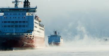 Merenkulun päästötavoitteet tiukkenevat vuonna 2023