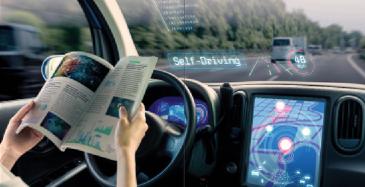 Autonominen liikenne lähestyy hitaasti mutta varmasti