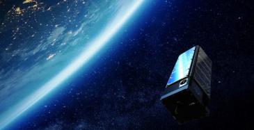 Suomen W-Cube satelliitilla uusi taajuusalue käyttöön