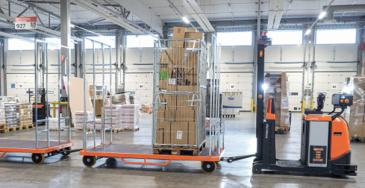 Logistiikkayhtiö DB Schenker uudisti kesällä 2020 Lounais-Suomen toimintaansa, kun terminaalitoiminnot siirrettiin Turun satamasta Liedon uudenkiiltävään 14 000 neliömetrin logistiikkakeskukseen.