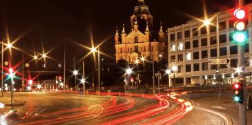 Suomalaisyritykset kehittivät liikenteen optimoinnin ratkaisun
