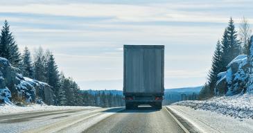 SKAL laskee raskasta liikennettä ympäri maata