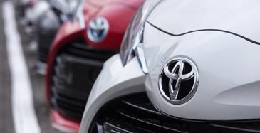Suomessa ensirekisteröitiin vuonna 2020 yhteensä 13 266 Toyota-merkkistä henkilöautoa.