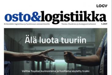 Osto&Logistiikka 4/2019